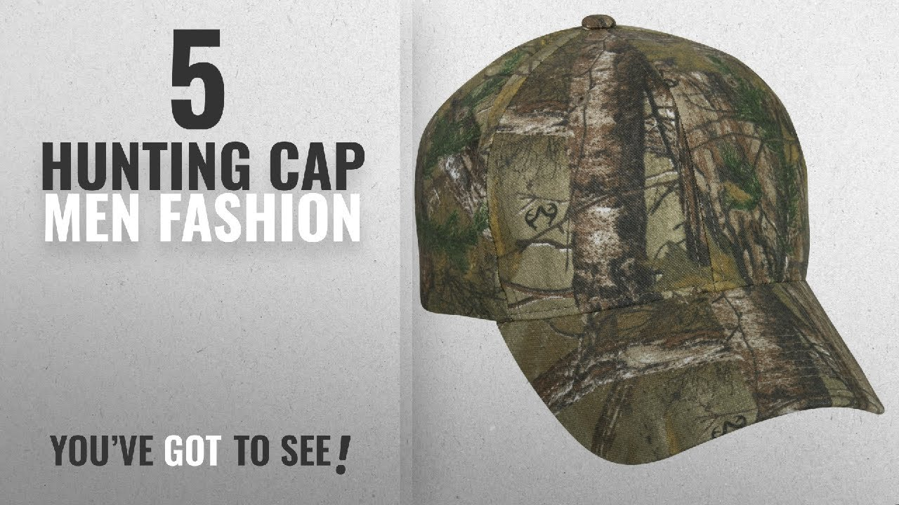 23e743865ae Top 10 Hunting Cap  Men Fashion Winter 2018    Outdoor Cap Hunting Basics  Cap
