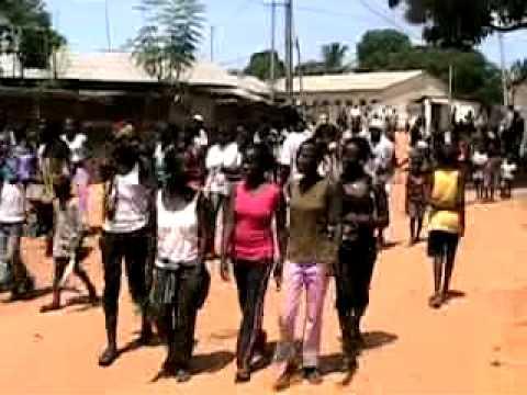 SCOLA - Gambia Cultural Dance in Mandinka
