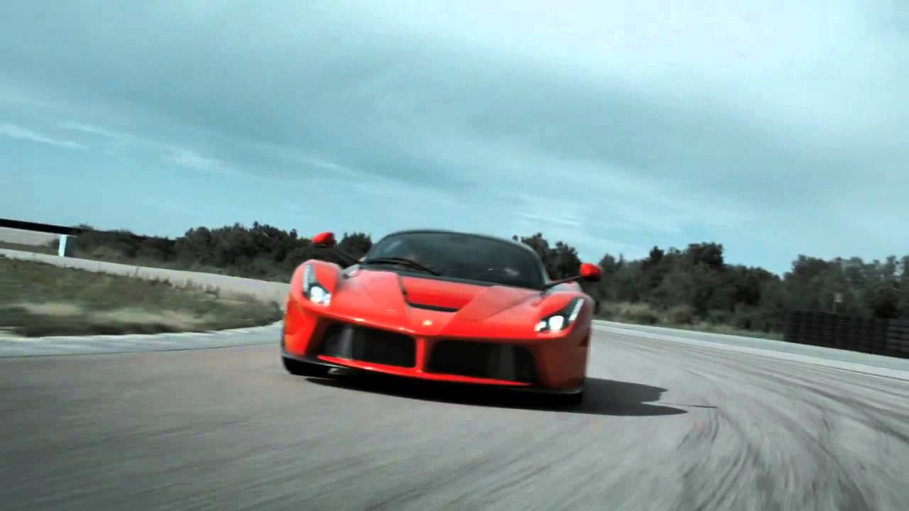 All New Ferrari LaFerrari (F60) 2014 - YouTube