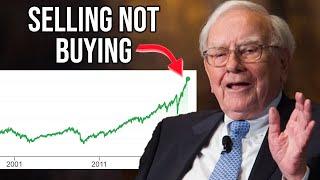 Why Warren Buffett Is Holding Cash & NOT Buying Stocks