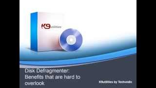 Free Disk Defragmenter tool for Windows 7 & 8