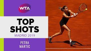 Petra Martic | Top Shots | Madrid 2019