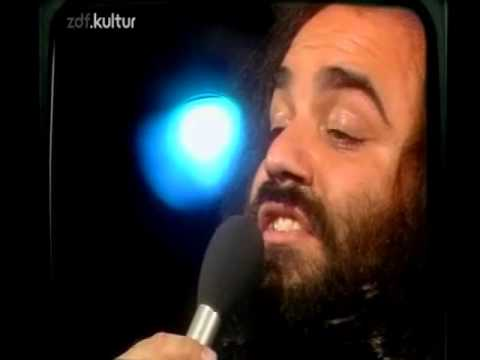 Demis Roussos   Vagabund der Liebe    Disco   1976