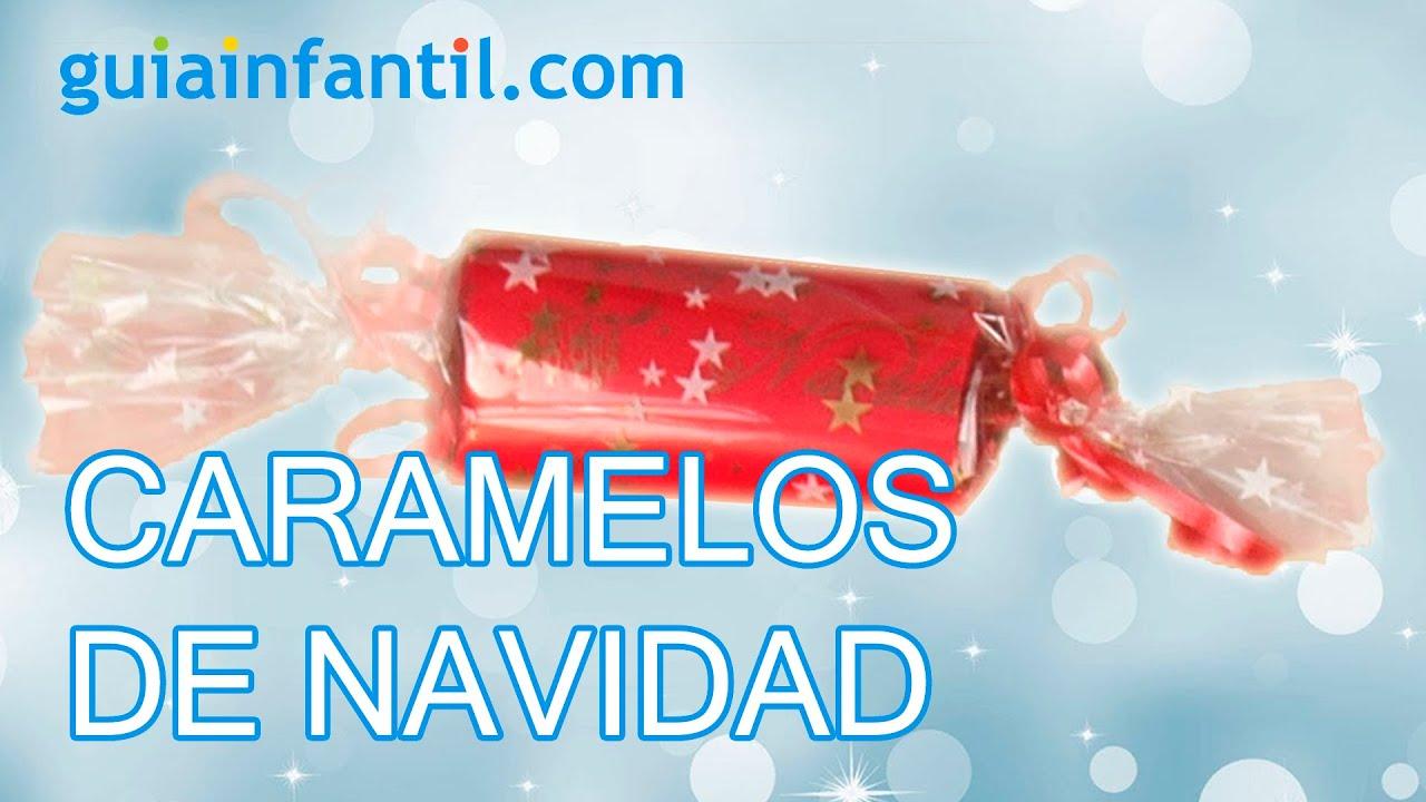 Envoltorios de regalos de navidad con forma de caramelo - Envoltorios para regalos ...