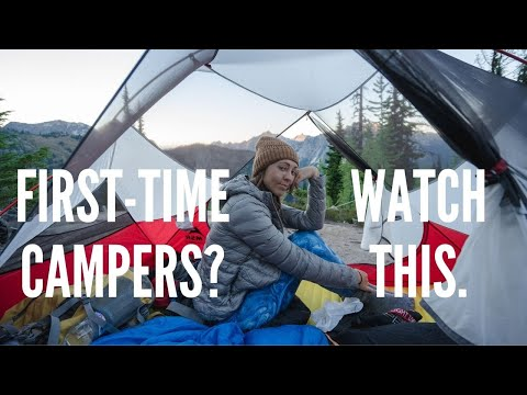 First-time Camper? Don't Make These Mistakes!