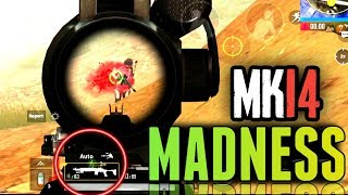 MK14 IN FULL AUTO IS JUST MADNESS...|| BOTMAN GAMING ||