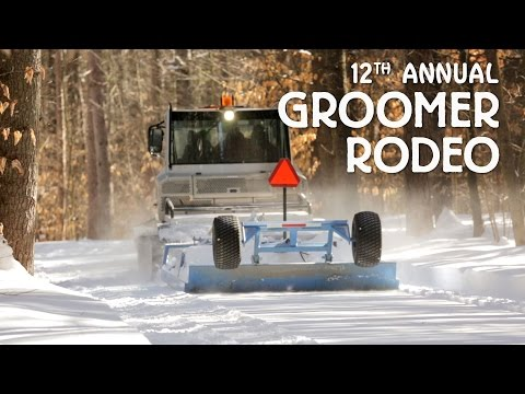 NH Groomer Rodeo 2015