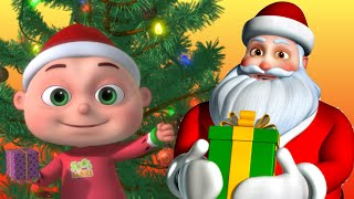 Missing Santa - Christmas Episode | Zool Babies Series | Cartoon Animation For Children