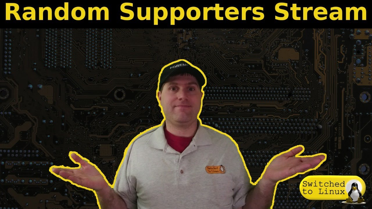 Random Supporters Stream