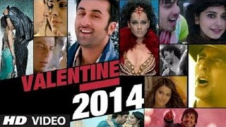 BOLLYWOOD VALENTINE RADIO MIX BY DJ PRADY P 2014