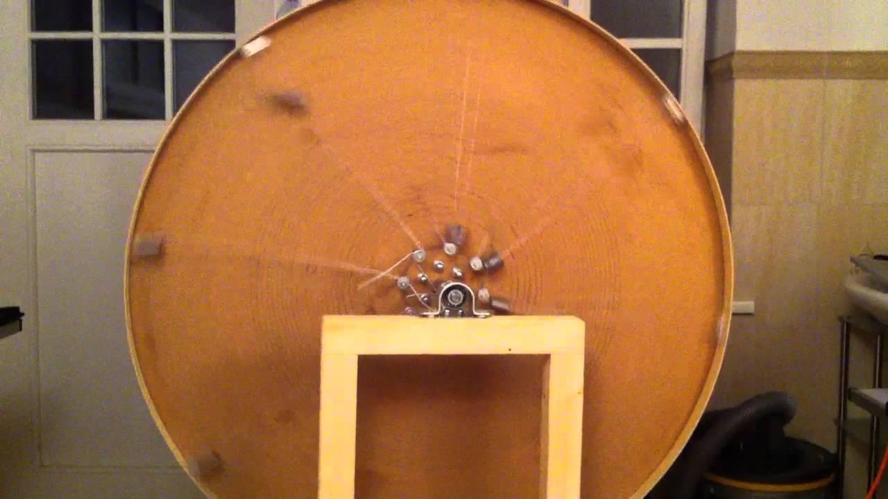 Bessler Wheel Why A Quot Da Vinci Wheel Quot Will Never Work