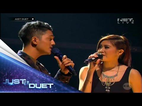 Reffi & Elizabeth Tan Was So Romantic Performing RAN's Dekat Di Hati - Showcase - Just Duet