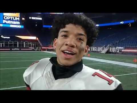 North Andover wins Division 2 state football title game, 2018