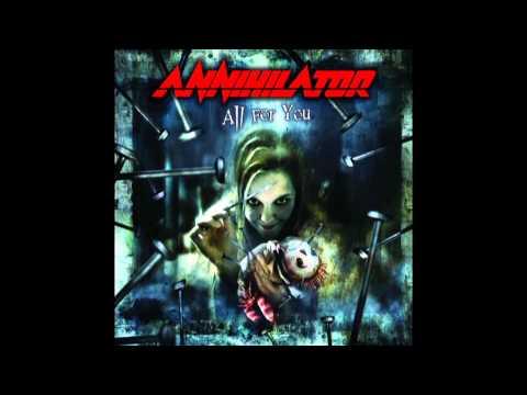 Annihilator - Dr  Psycho. (HD/1080p)