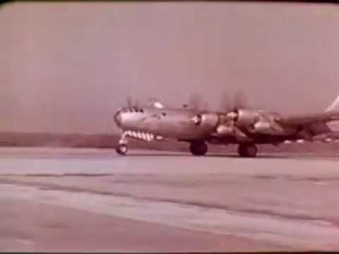"B-50 ""Lucky Lady II"" Non-Stop Round-the-World Flight"
