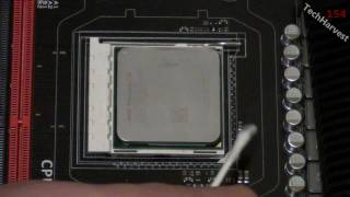 How To Clean Thermal Paste Off Of A CPU