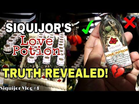 PAANO MANG-GAYUMA? SIQUIJOR Love Potion Pros & Cons   With Tagalog Sub