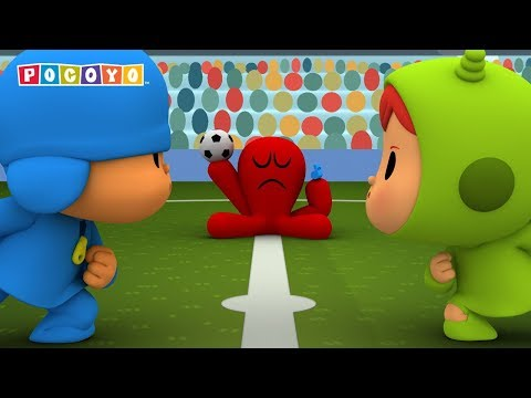 2018 Pocoyo Football Championship: Pocoyo And The Great Masters