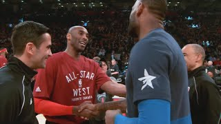 Kobe Bryant Mic'd Up Wired - Best Moments