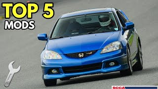 Gambar cover TOP 5 Mods For Your DC5! (Future Upgrades Reveal) | S2 - EP36