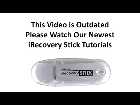 Paraben iPhone iRecovery Spy Stick
