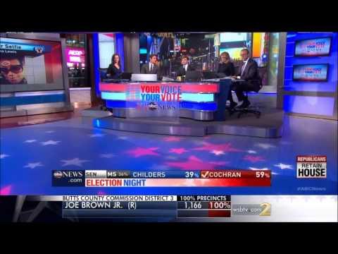 ABC's Midterm 2014 Election Coverage 1/4