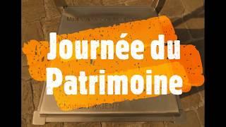Journée du Patrimoine 16 Septembre 2018