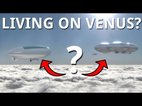 What if You Moved to Venus?
