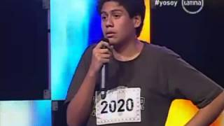 Yo Soy 03-04-13 El Shakiro Peruano Kevin Chavez regresa con Nuevas Imitaciones a Yo Soy