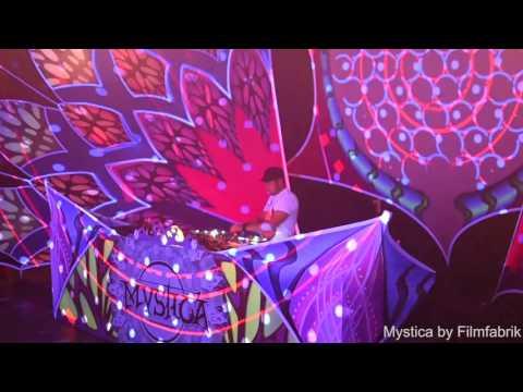 """Interactive Noise ● """"MYSTICA 2016 """" @ Zurich , Switzerland."""