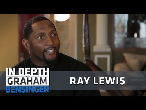 Ray Lewis on his organic, pragmatic diet