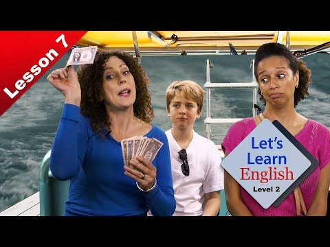Let's Learn English Level 2 Lesson 7: Tip Your Tour Guide