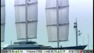 Tom Perkins - The Greatest Sailboat Ever - Maltese Falcon