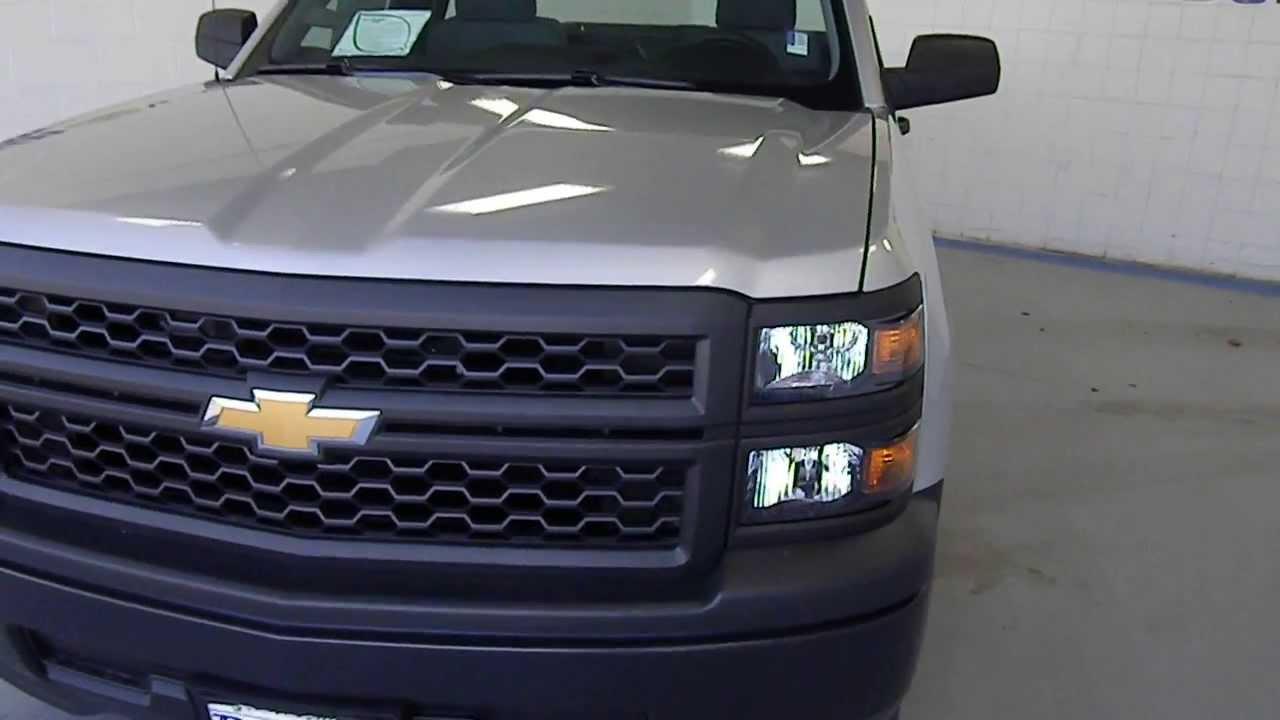 2014 chevy silverado regular cab work truck youtube publicscrutiny Images
