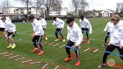 U 19-Junioren: Vorbereitung auf die EM-Qualifikation