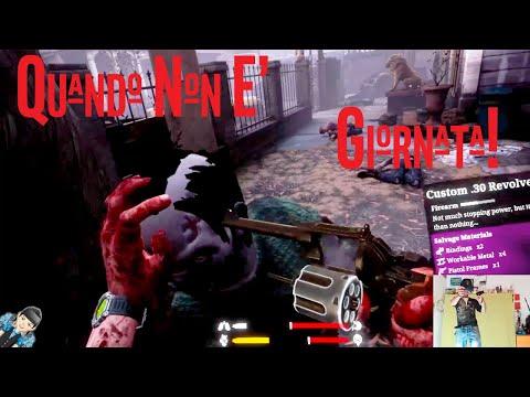 Live Streaming The Walking Dead Saint & Sinner Recording I Primi Gameplay Ita
