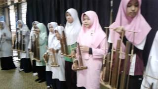 Lau Kana Bainana - Angklung and caklempong version