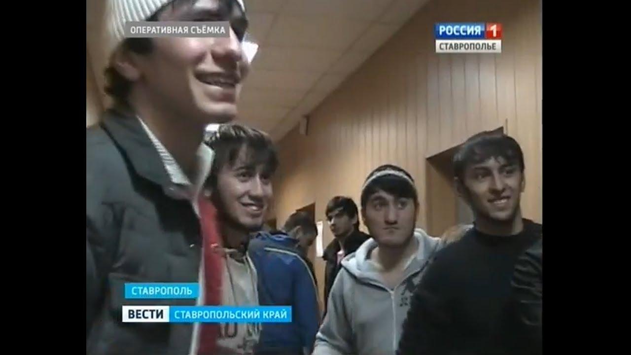 Русские пиздят дагов в ставрополе