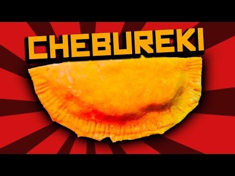 Cheeki Breeki Chebureki (ЧЕБУРЕКИ) - Cooking with Boris
