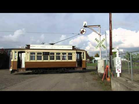 Wig Wag Railroad Crossing
