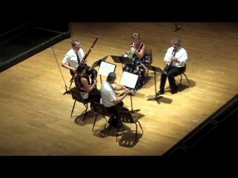 Paul Hindemith Kleine Kammermusik for Wind Quintet, Op. 24/2
