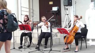 Барахолка - Музей Москвы - Скрипка и Виолончель - Sherlock Holmes Overture Шерлок Холмс