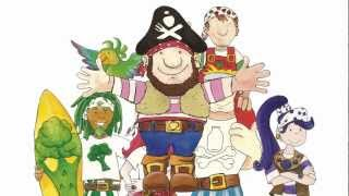 Children's Story Book - The Cuddle Pirate