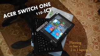 Acer switch one (110-ICT)