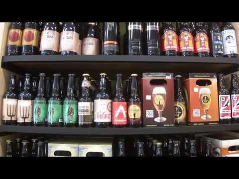 "BROUE HA HA ""Beer Shop Tour"" in Gatineau, Quebec, Canada - Beer Guy Reviews"