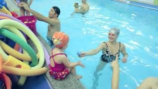 Учимся плавать с Aquababy