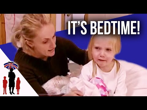 4 Year Old Twins Refuse To Go To Bed - Supernanny US