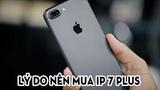 Thời điểm vàng mua iPhone 7 Plus: Quá to, quá trâu, quá rẻ