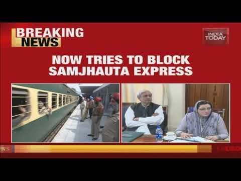 Pakistan Blocks Samjhauta Express At Wagah Border After Downgrading Diplomatic Ties
