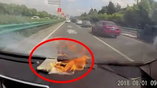 5 Scariest Real Life Events Caught on Dashcam